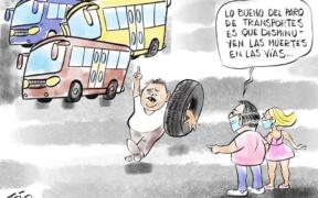 Paro Transportistas