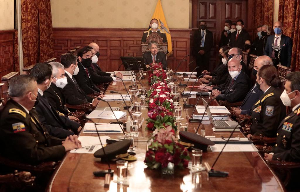Guillermo Lasso - Consejo de Seguridad
