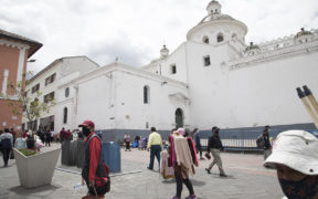 Quito Abandono Corrupción