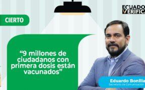 Fake News Ecuador Vacunación