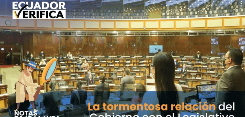 FakeNews Asamblea Nacional Ecuador