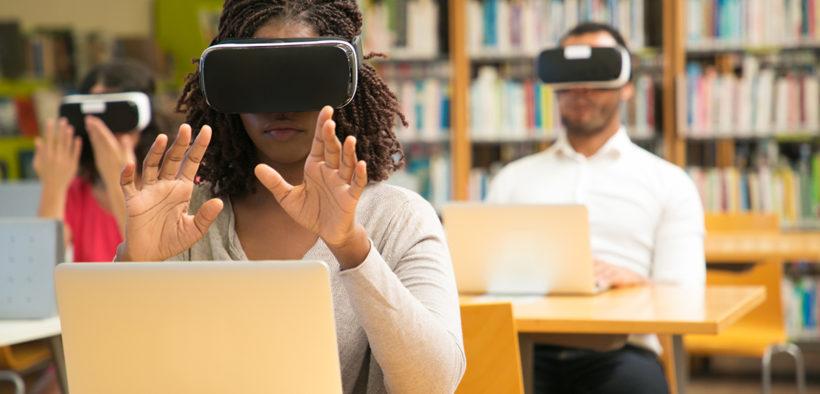 Educacion virtual Pandemia