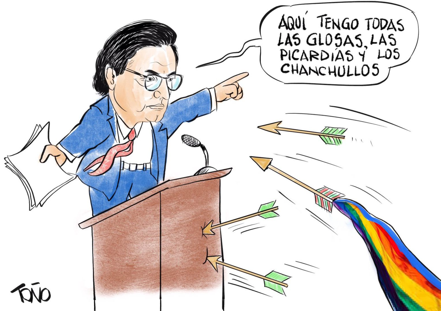 Ataques a Villavicencio