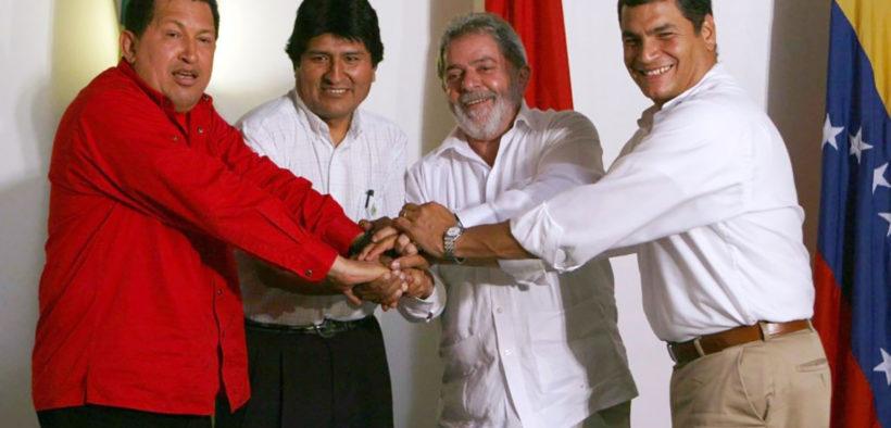 Socialismo Latinoamerica