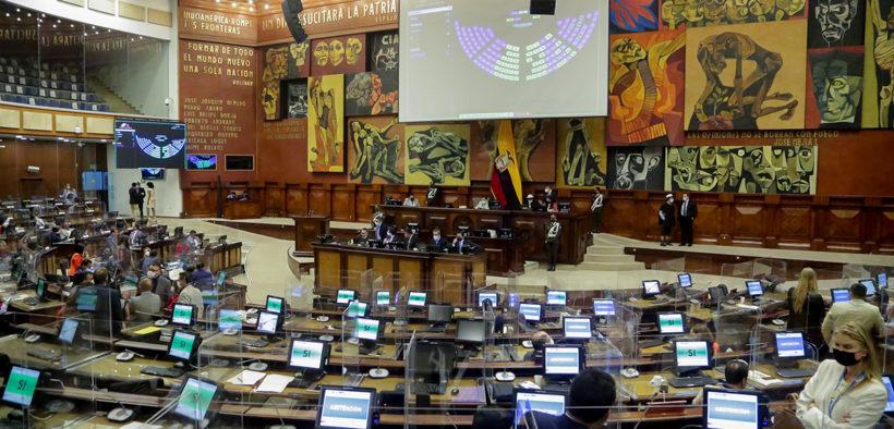 Asamble Nacional Ecuador