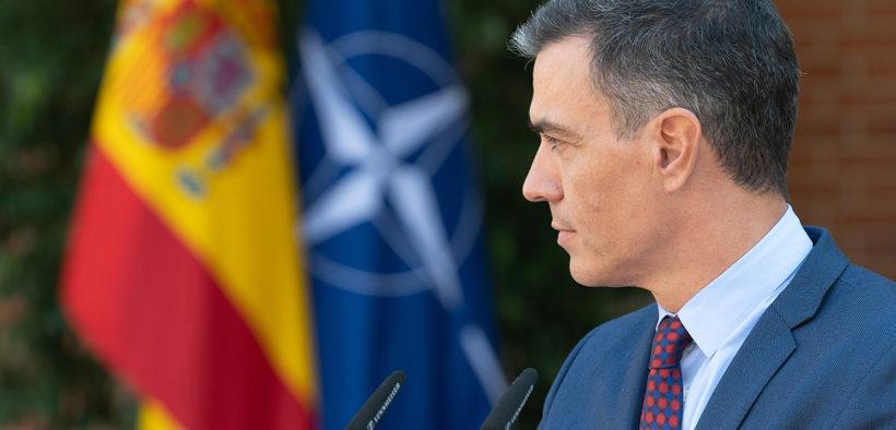 Crisis política España