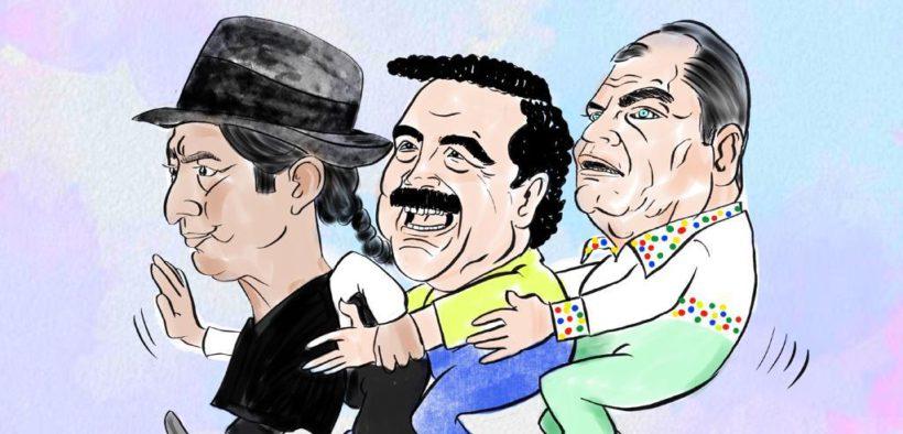 El triunvirato