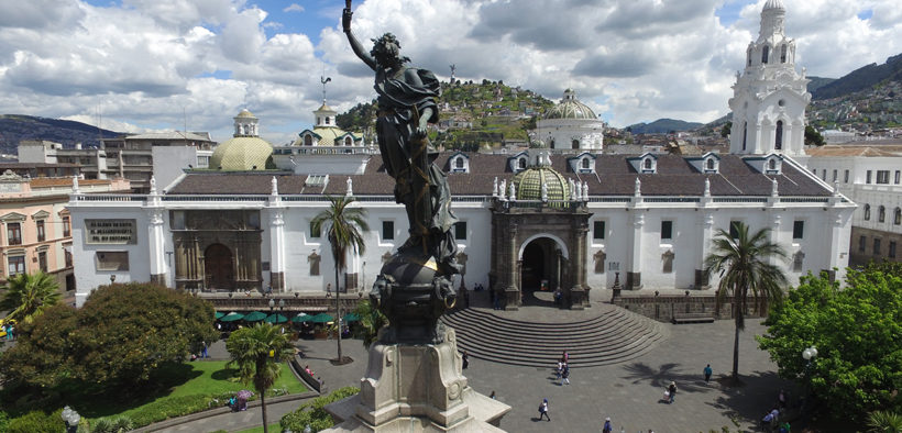 Plaza de la Independencia